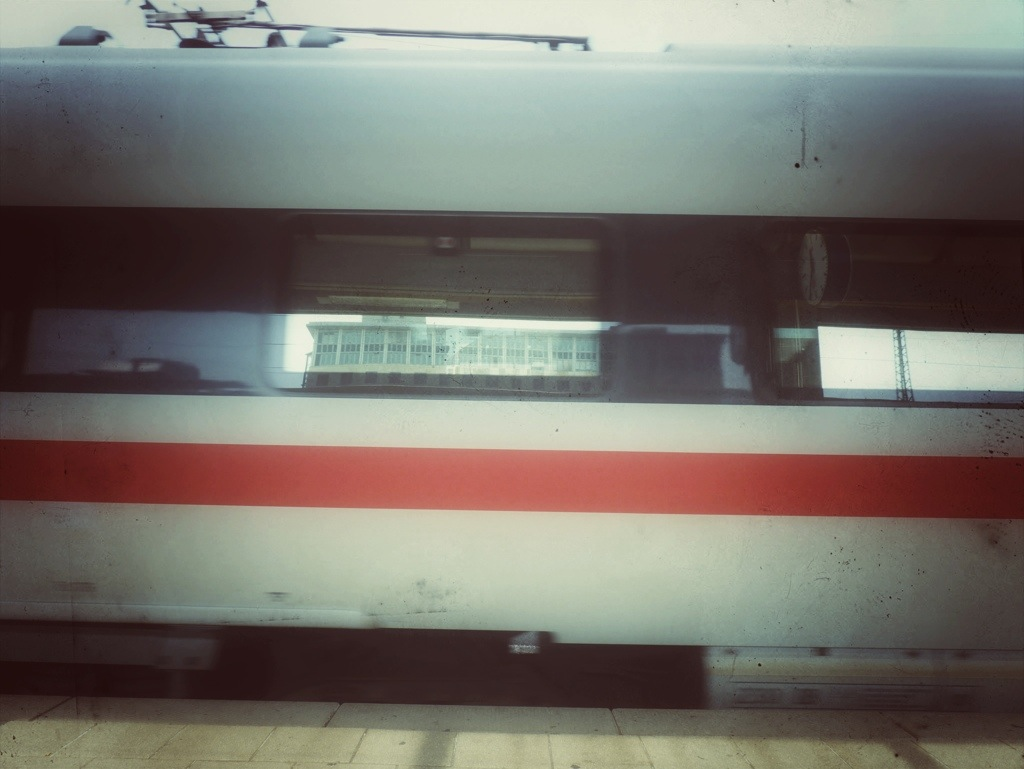 Sommer in der Bahn