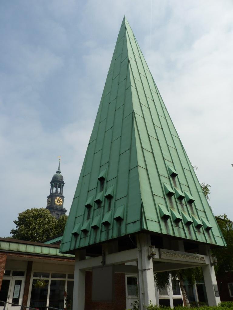 'Michel' und Norwegische Seemannskirche